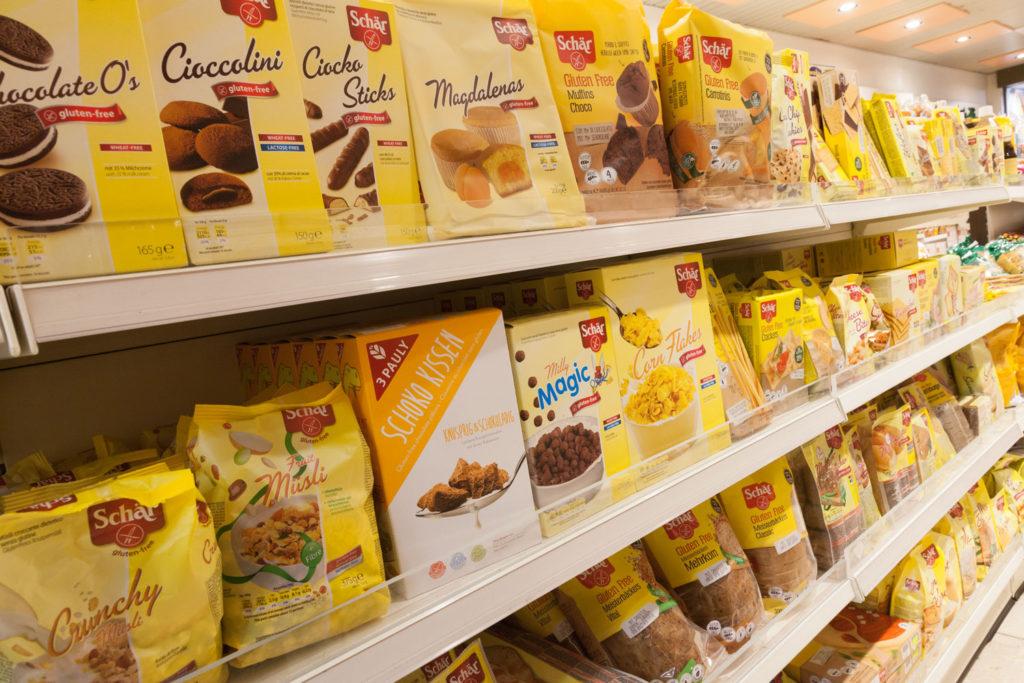 Unsere grosse Auswahl an glutenfreien Produkten